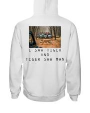 Tiger King Hooded Sweatshirt back