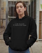 i am fearfully and wonderfully made Hooded Sweatshirt apparel-hooded-sweatshirt-lifestyle-08