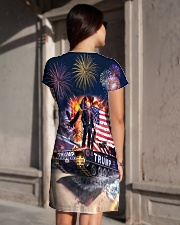 Trump on Tank 2020 All-over Dress aos-dress-back-lifestyle-1