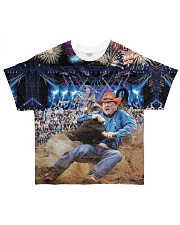 Trump Rodeo - Ted Nugent All-over T-Shirt thumbnail
