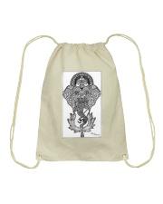 B Drawstring Bag front