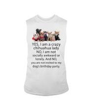 Limited Edition - CHIHUAHUA Sleeveless Tee thumbnail
