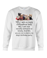 Limited Edition - CHIHUAHUA Crewneck Sweatshirt thumbnail