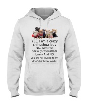 Limited Edition - CHIHUAHUA Hooded Sweatshirt thumbnail