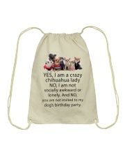 Limited Edition - CHIHUAHUA Drawstring Bag thumbnail