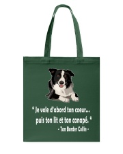 Edition Limitee - BORDER COLLIE Tote Bag thumbnail