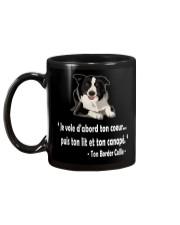 Edition Limitee - BORDER COLLIE Mug back
