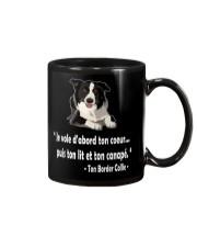 Edition Limitee - BORDER COLLIE Mug front