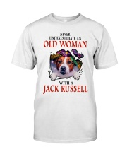 Limited Edition - JACK RUSSELL Classic T-Shirt thumbnail