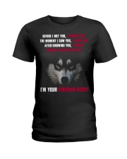 Limited Edition - HUSKY Ladies T-Shirt thumbnail