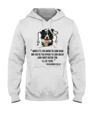 Limited Edition - BORDER COLLIE Hooded Sweatshirt thumbnail
