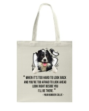 Limited Edition - BORDER COLLIE Tote Bag thumbnail
