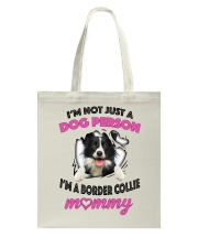 Limited Edition - BORDER COLLIE Tote Bag tile