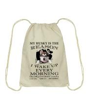Limited Edition - SIBERIAN HUSKY Drawstring Bag thumbnail