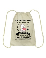 Limited Edition - WESTIE Drawstring Bag thumbnail