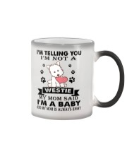Limited Edition - WESTIE Color Changing Mug thumbnail