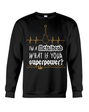 Metalhead Superpower Crewneck Sweatshirt thumbnail