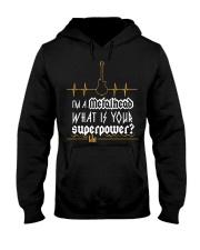Metalhead Superpower Hooded Sweatshirt thumbnail