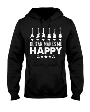 Guitar Makes Me Happy Hooded Sweatshirt thumbnail