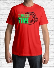 Its Music Time Classic T-Shirt lifestyle-mens-crewneck-front-1
