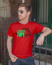Its Music Time Classic T-Shirt lifestyle-mens-crewneck-front-2