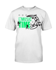 Its Music Time Classic T-Shirt thumbnail