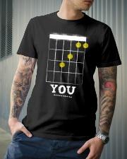 F You Classic T-Shirt lifestyle-mens-crewneck-front-6
