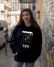 F You Hooded Sweatshirt lifestyle-unisex-hoodie-front-1
