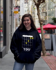F You Hooded Sweatshirt lifestyle-unisex-hoodie-front-2