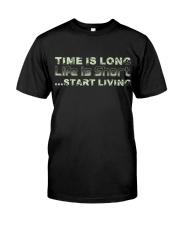 Start Living Classic T-Shirt front