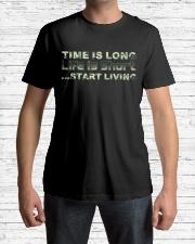 Start Living Classic T-Shirt lifestyle-mens-crewneck-front-1