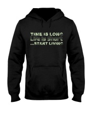 Start Living Hooded Sweatshirt thumbnail