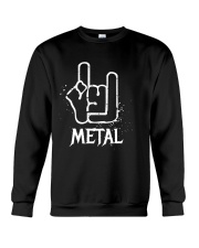 Metal Sign Crewneck Sweatshirt tile