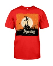 Spooky Halloween Classic T-Shirt tile