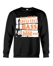 Bass in a Band Crewneck Sweatshirt thumbnail