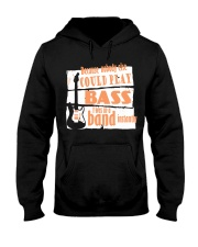 Bass in a Band Hooded Sweatshirt thumbnail