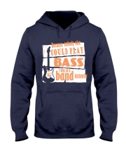 Bass in a Band Hooded Sweatshirt front