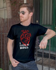 IHeartRnR Classic T-Shirt lifestyle-mens-crewneck-front-2