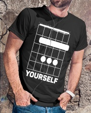 B Yourself Classic T-Shirt lifestyle-mens-crewneck-front-4