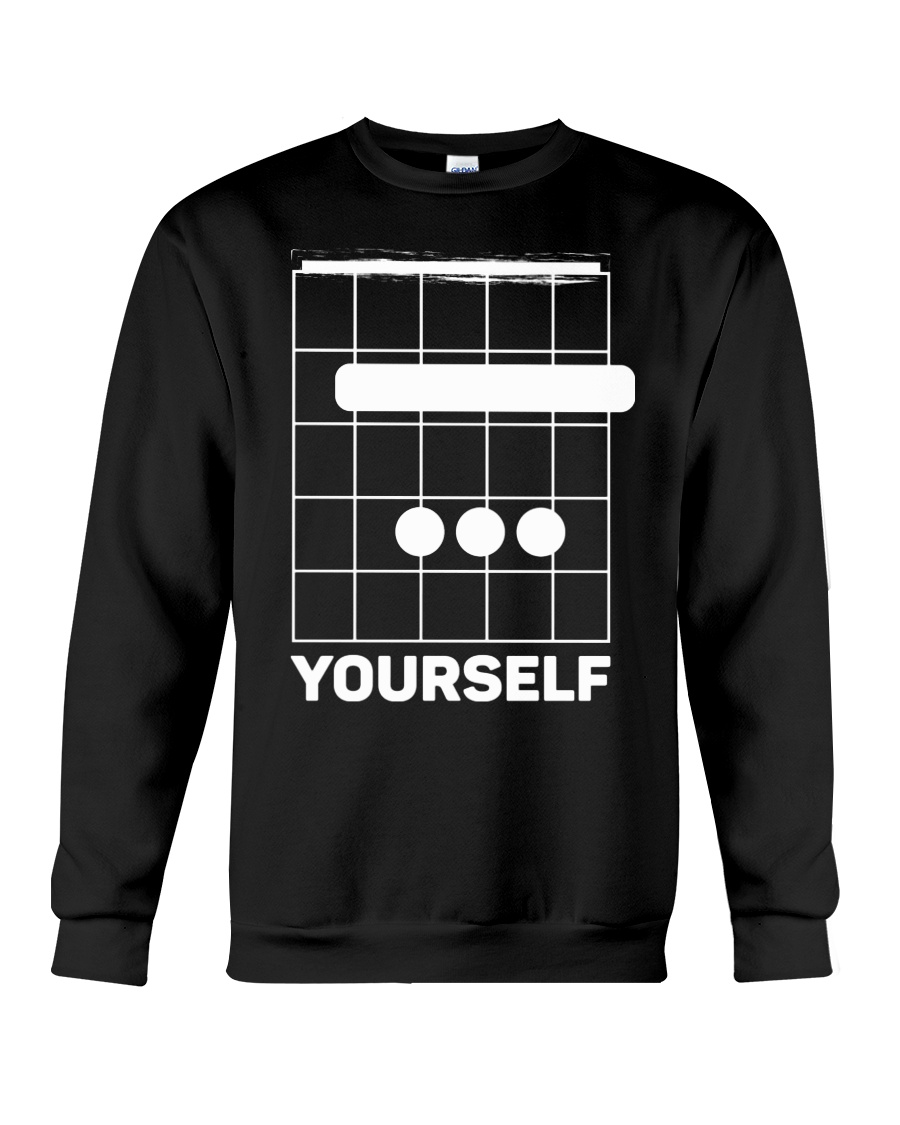 B Yourself Crewneck Sweatshirt