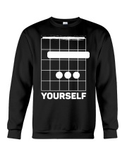 B Yourself Crewneck Sweatshirt front