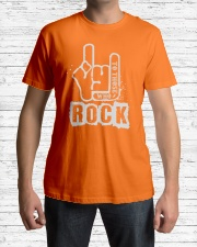 To Those Who ROCK Classic T-Shirt lifestyle-mens-crewneck-front-1