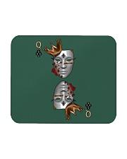 Queen of Clubs 3d Design Mousepad front