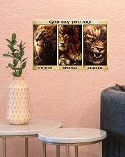 Lion King Poster Limited Edition 17x11 Poster poster-landscape-17x11-lifestyle-21