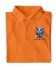 PIT BULL Lick Or Treat  Classic Polo front