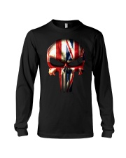 England-UK Skull Long Sleeve Tee tile
