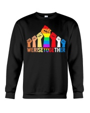 lgbt-us werise Crewneck Sweatshirt tile