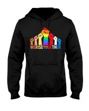 lgbt-us werise Hooded Sweatshirt tile