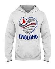 England Hooded Sweatshirt tile