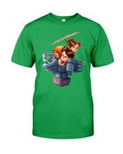 Ltd Edition Classic T-Shirt front